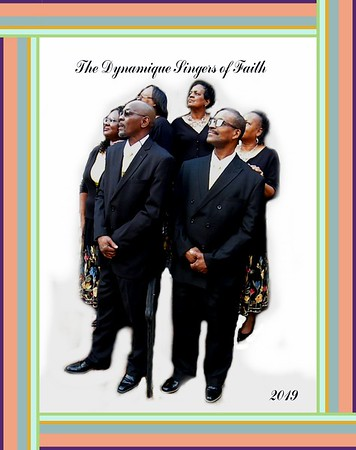 Willie Hargrove & The Dynamique Singers of Faith