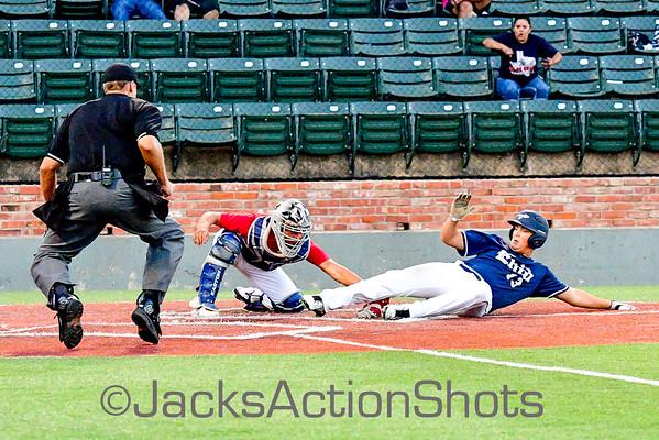 Texas Show Baseball vs Enid Marshall's