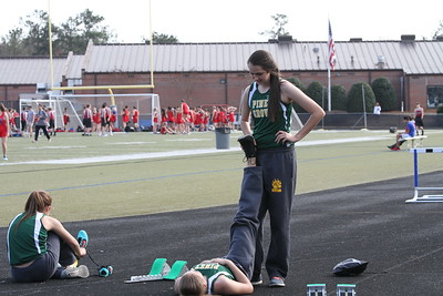 PGMS vs NFMS - Track and Field 3/18/15