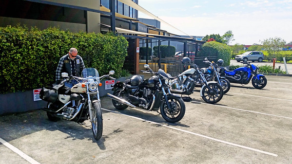 South Ride to Springbrook 181021
