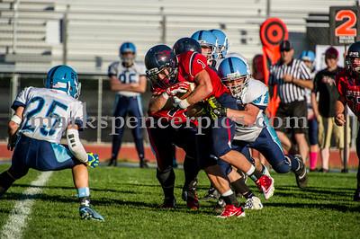 Football JVSHS vs SalemH 10-9-2014