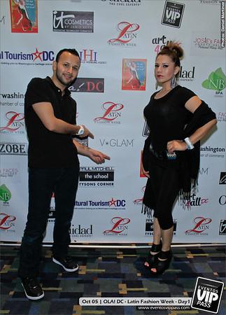 Latin Fashion Week - Day1 @ The Washington Convention Center | Fri, Oct 5