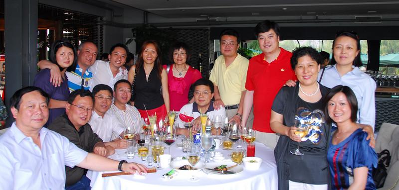 June 14, 2009 - Neil Sun's 100th Day Celebration @ Le Quai - Grandall's Partners