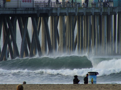 ALL APRIL 2021 SURFING VIDEOS * H.B. PIER