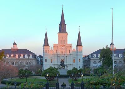 New Orleans Scenes