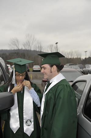 Gaby Mike Graduation
