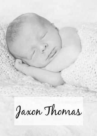 Jaxon Thomas
