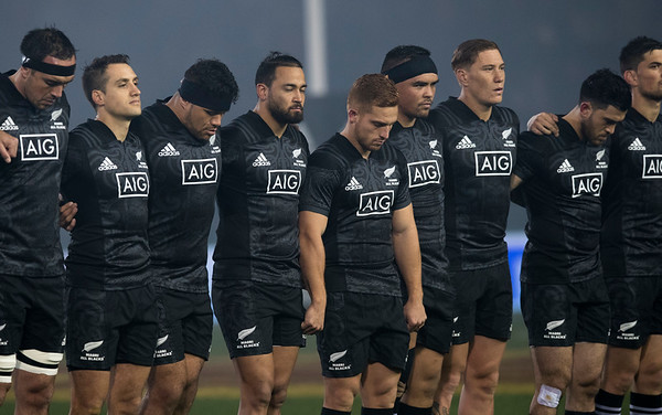 Maori All Blacks during game 5 of the British and Irish Lions 2017 Tour of New Zealand,The match between  The Maori All Blacks and British and Irish Lions, Rotorua International Stadium, Rotorua, Saturday 17th June 2017 (Photo by Kevin Booth Steve Haag Sports)  Images for social media must have consent from Steve Haag