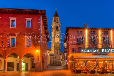 Ascona, Switzerland, Europe