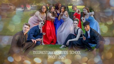 Moorestown Friends School Prom 2021
