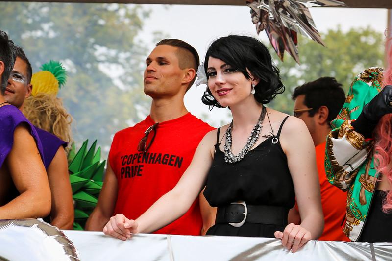 Copenhagen Pride 2015