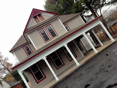 OrangeMound House