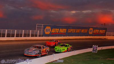 Super Dirt Week XLVI - Saturday 10/7/17 - Alicia Rossi