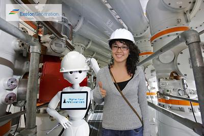 Exelon Innovation Expo Washington DC Green Screen Photo Booth
