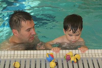Oct. 15th swim