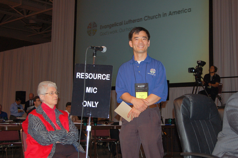 Pr. Jimmy Hao shares a testimony about Grace Chinese Lutheran in Seattle, one of our congregations growing in evangelical mission.