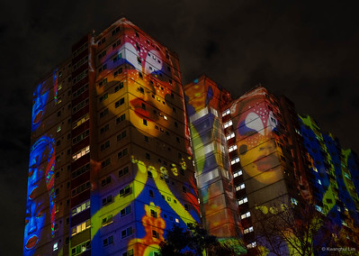 2019 Gertrude Street Projection Festival