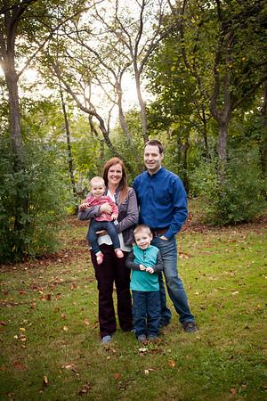 Trina and Bill's Family