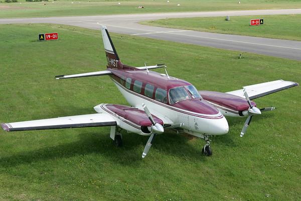 OY-MST - Piper PA-31-310 Navajo B