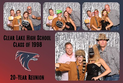 Clear Lake HS 20 Year Reunion - Waters Edge - 8.11.2018