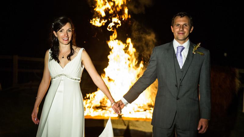 Kate & Guy's wedding