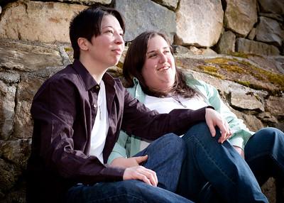 Ashley & Kate Engagement