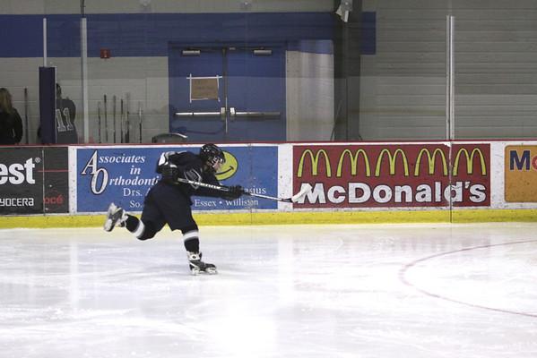 St. Anselm Hockey 2012-2013