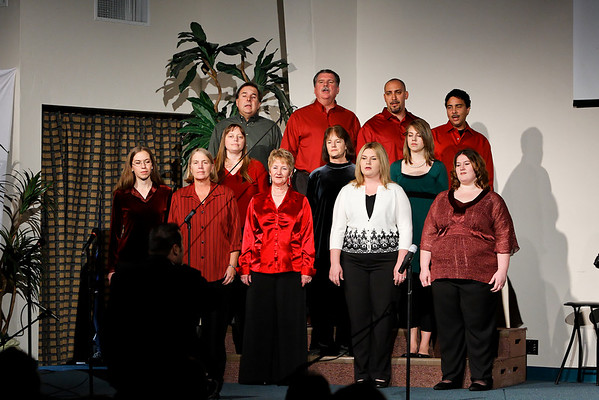 2007 Foothills Community Church - The Greatest Story Ever Told