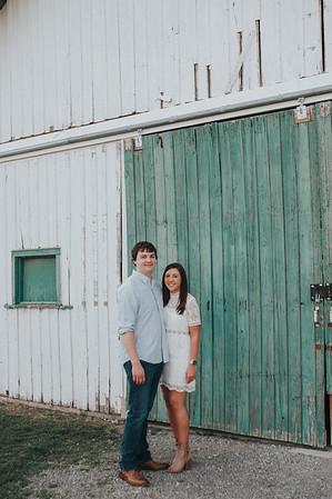 Ashlee + Benton Engagement