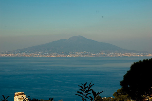 Sorrento and Mt. Vesuvius - 2007