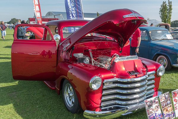 Sywell Props & Pistons Classic Show 24/9/17