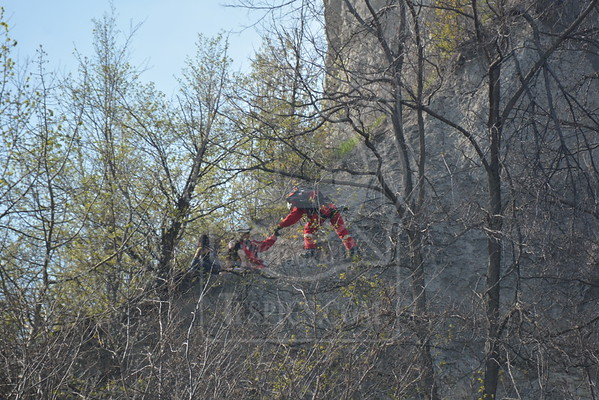 May 8, 2015 - Bluffs Rescue - Bluffers Park