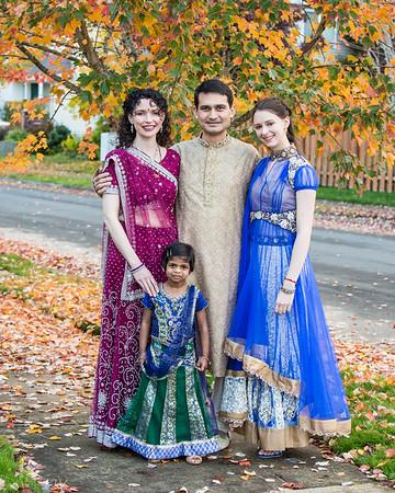 2014 Adhikari Family