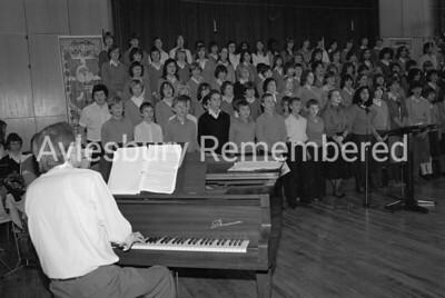 Sir Henry Floyd Grammar School, 1980s
