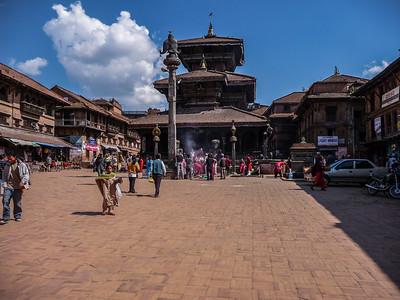 Bhaktapur Square, Kathmandu Valley, Nepal