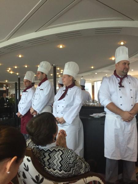 Chefs - Bridget St. Clair