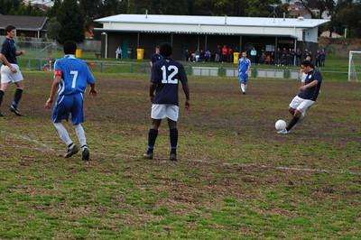 2009-08-29 Mens Seniors v Endeavour Utd