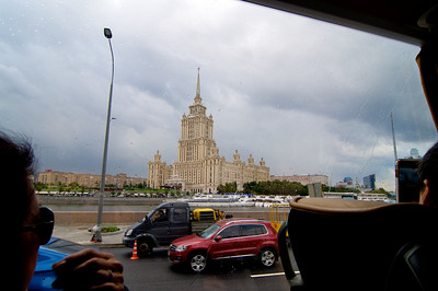 Russian River Cruise Part 2 Moscow September 2017