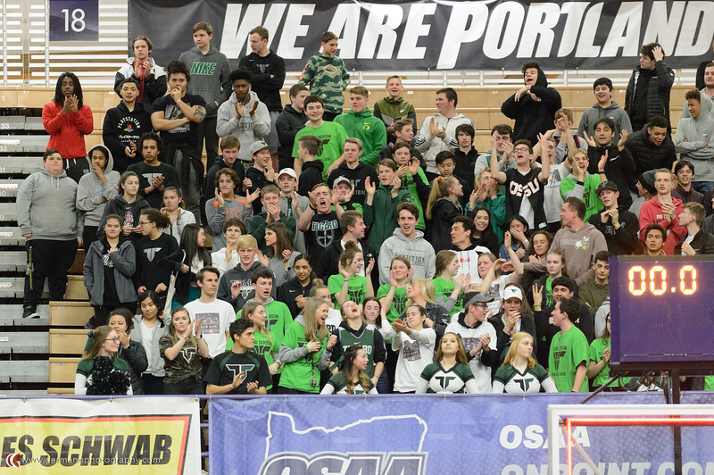 THS Boys Varsity BB vs South Salem - Quarterfinal