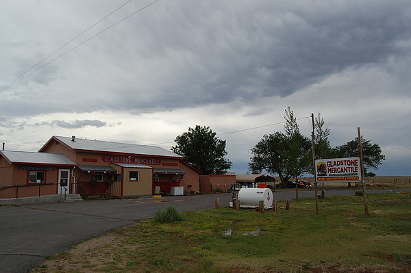 Journal Site 105:  Gladstone, New Mexico - June 22, 2008