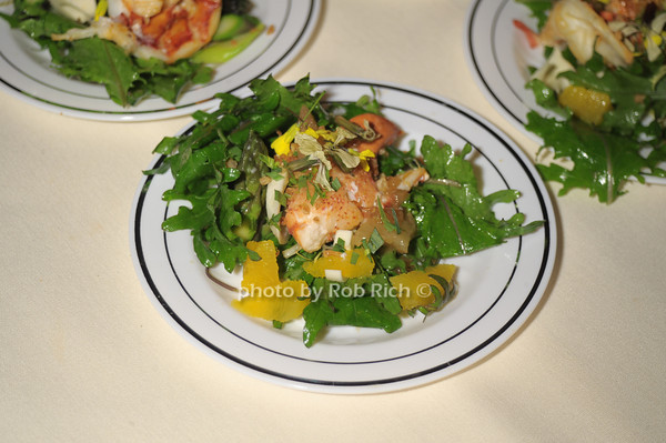 Lobster dish from Arlington restaurant photo by Rob Rich/SocietyAllure.com © 2014 robwayne1@aol.com 516-676-3939