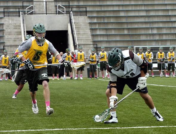 Loyola University Lacrosse  2012