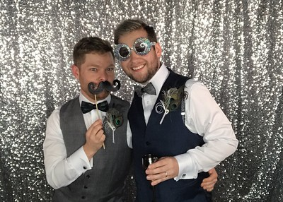 May 22, 2021 Reese & Grant's Wedding