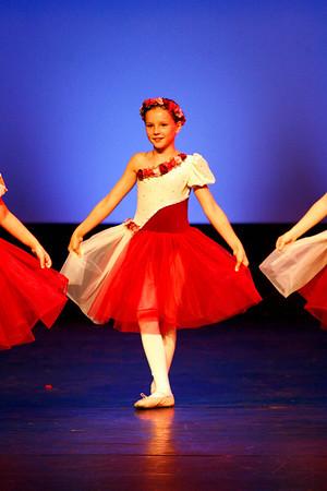 Dance Center Recital 6/1/08 Level II Ballet