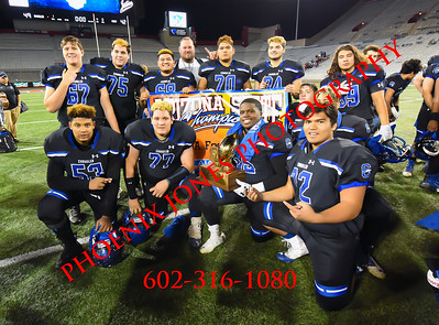 12-3-17 - Chandler vs. Perry (AIA 6A Final - Awards Photos)