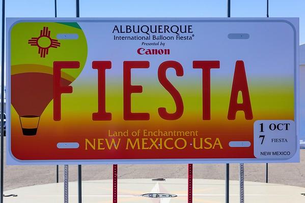 2017 Albuquerque Balloon Fiesta