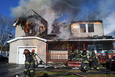 Brentwood F.D. Signal 13   St. Peters Drive  12/10/20