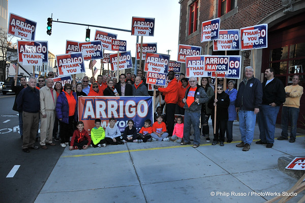 Brian Arrigo For Mayor
