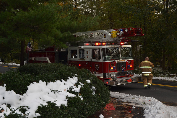 10/31/11 - Closter, NJ - 2nd Alarm