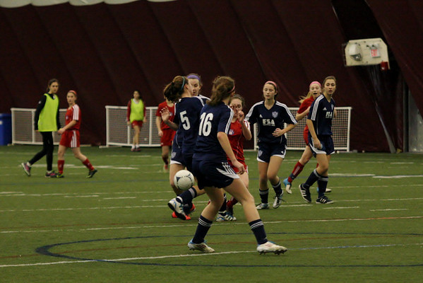 Harvard Tourney U14 Premier vs FSA